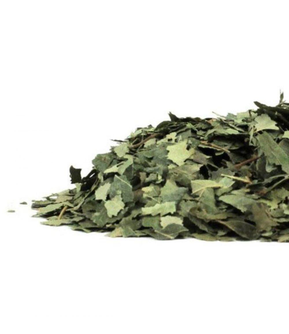 birch leaf whole